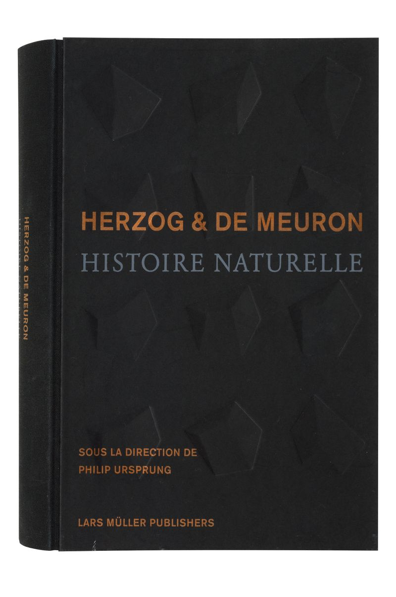 Herzog & de Meuron : archéologie de l'imaginaire