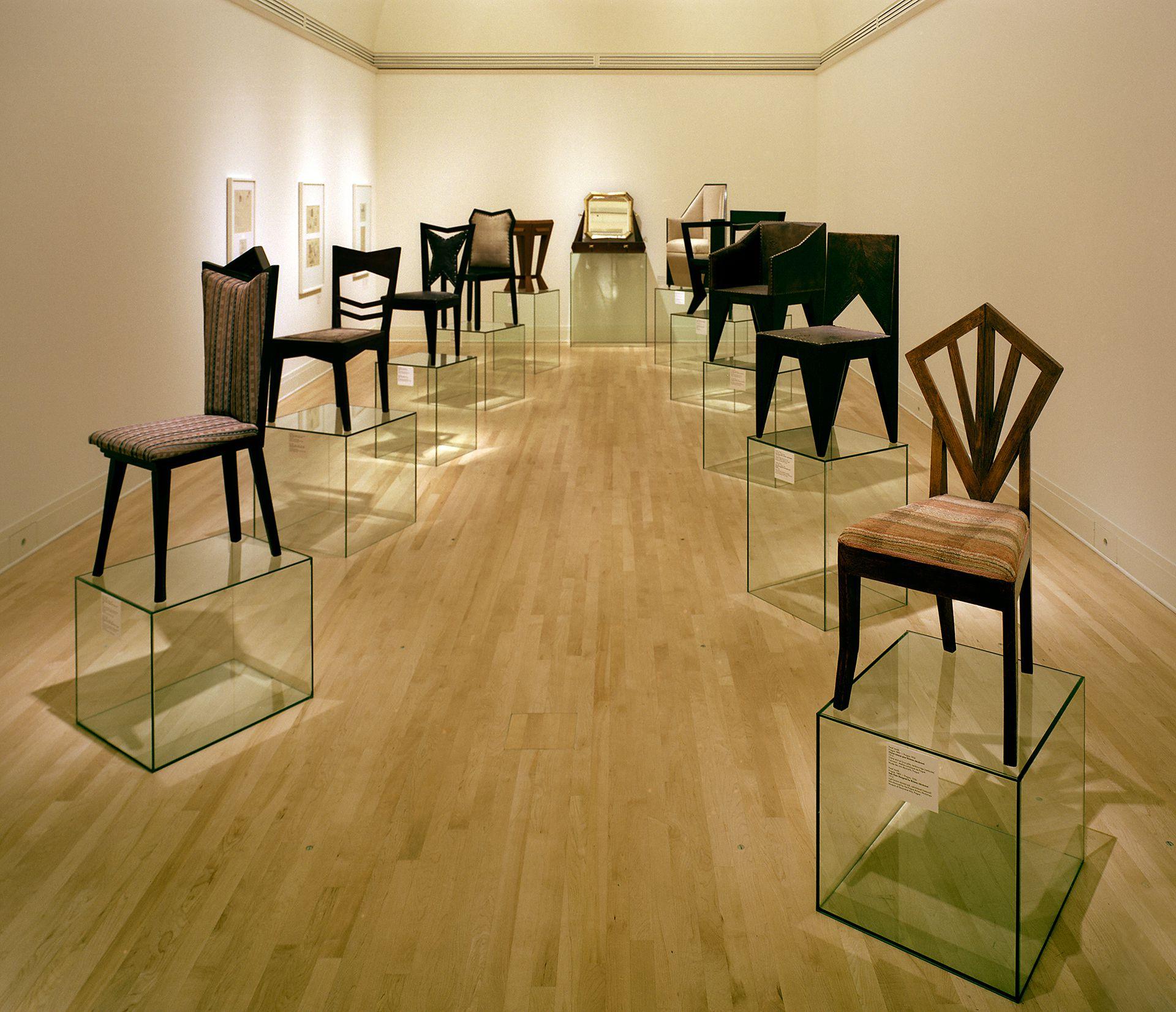 cubism furniture. Czech Cubism: Architecture And Design, 1910-1925 Cubism Furniture